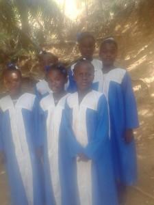 church august 2018 haiti