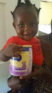 mission trip march 2017 baby with formula