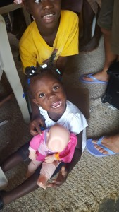 mission trip march 2017 little girl with doll