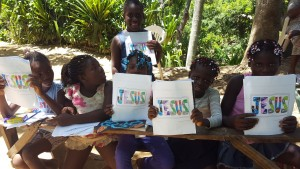 VBS june 2017 haiti 2