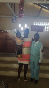 july 2017 haiti after church y