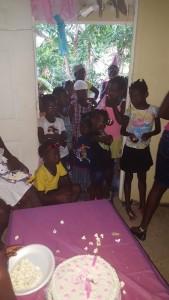june 2017 haiti last day party1