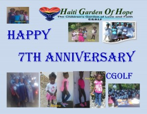 happy 7th anniversary Cgolf