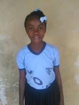 Guerlenedine Masline's daughter school 2019 and 2020