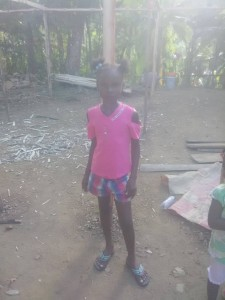 Stephanie haiti school 2019 2020 school sponsor
